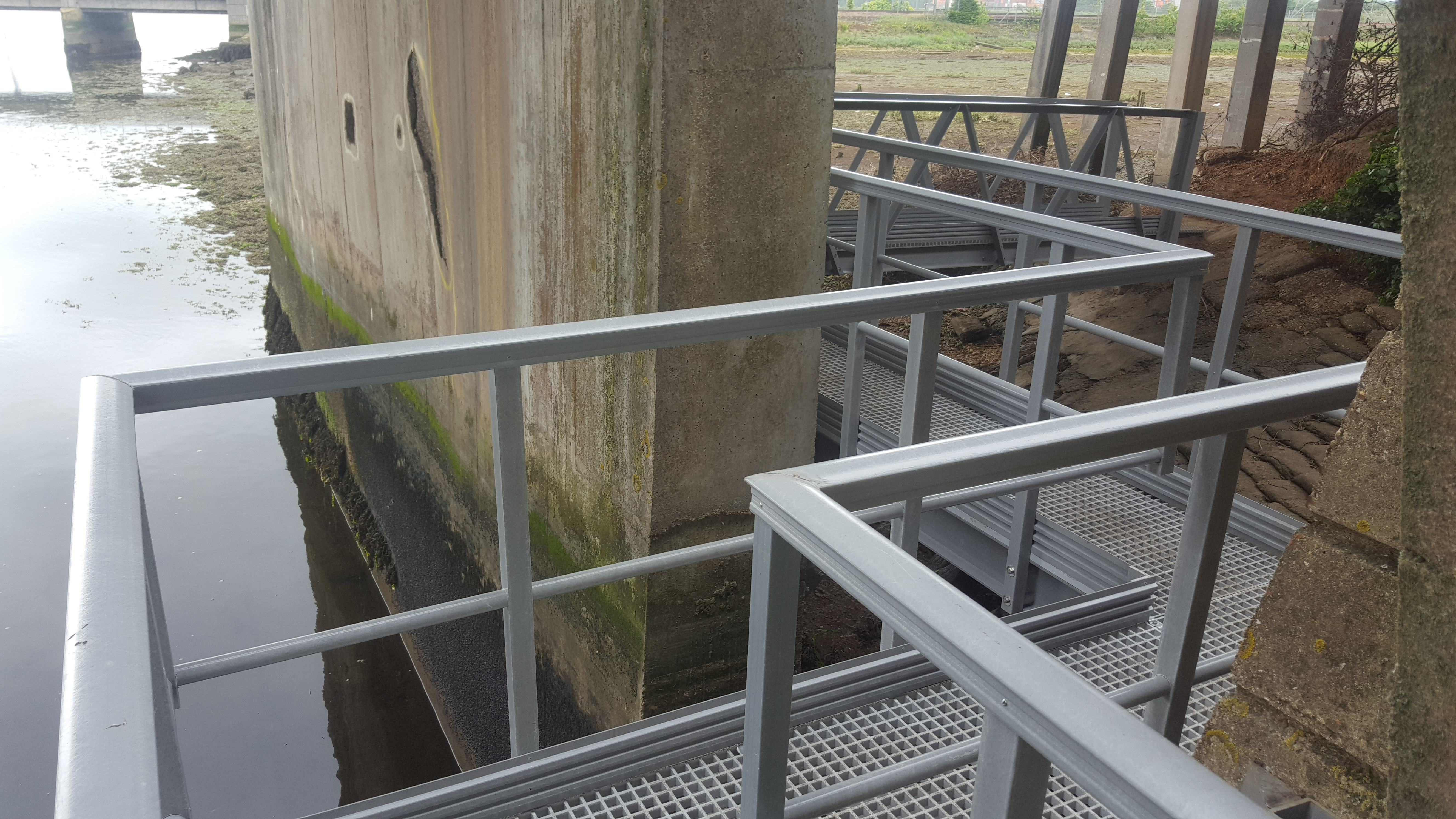 Steel Balustrade Systems
